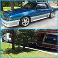 Anthony McDaniel's 1993 Ford Mustang Gt
