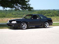 Frank Dusik's 1989 Ford Mustang GT