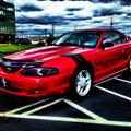 Michael Geraldio's 1994 Ford Mustang GT