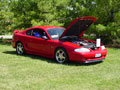 Ray Crampton's 1996 Ford Mustang GT